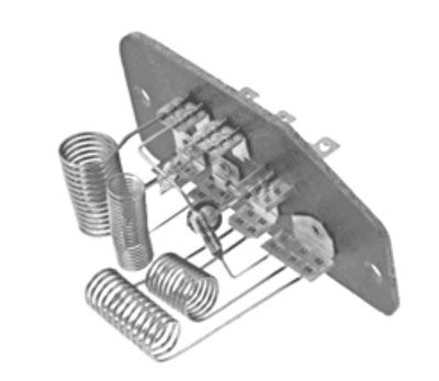 Chevy Van Blower Resistor on Chevy Blower Motor Resistor Location